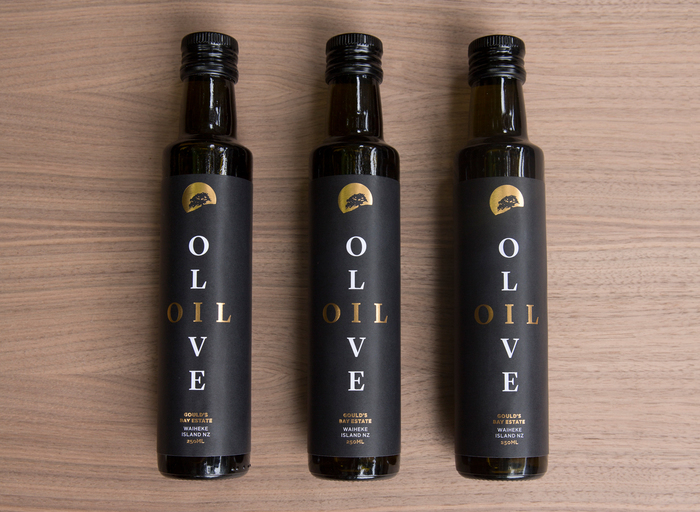 Gould's Bay Estate Olive Oil 2