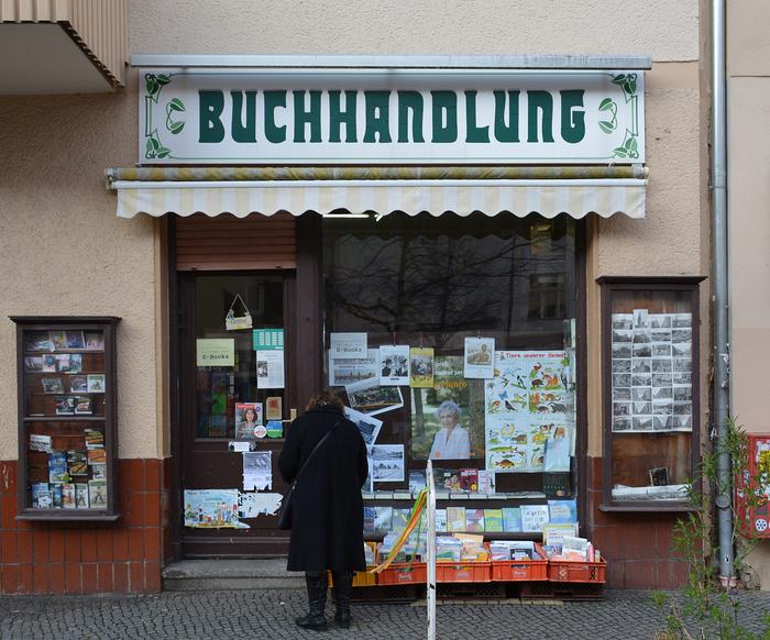 Buchhandlung Ludwig Wilde 2
