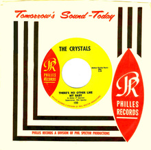 """There's No Other (Like My Baby)"" by The Crystals, Tomorrow's Sound–Today, Philles Records"
