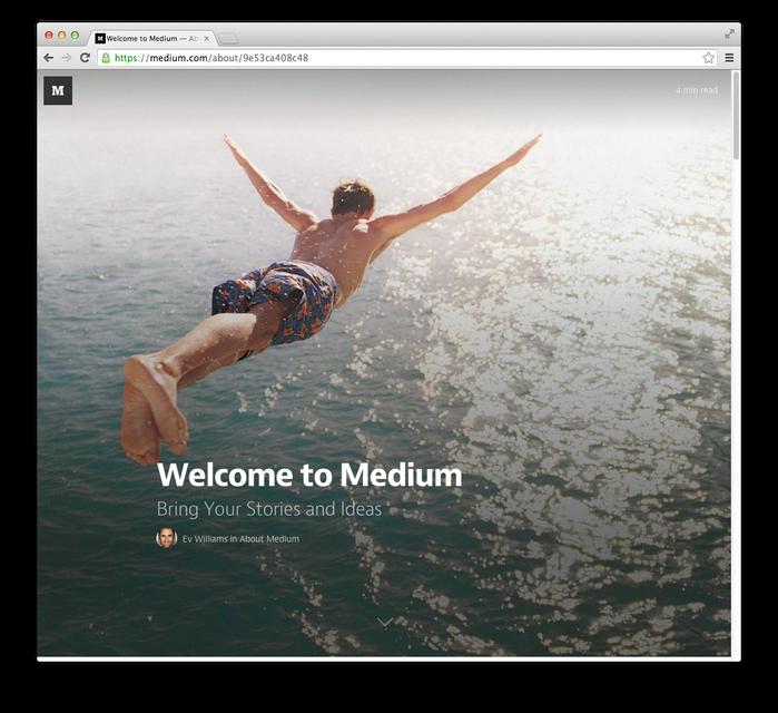 Medium.com (2013) 1