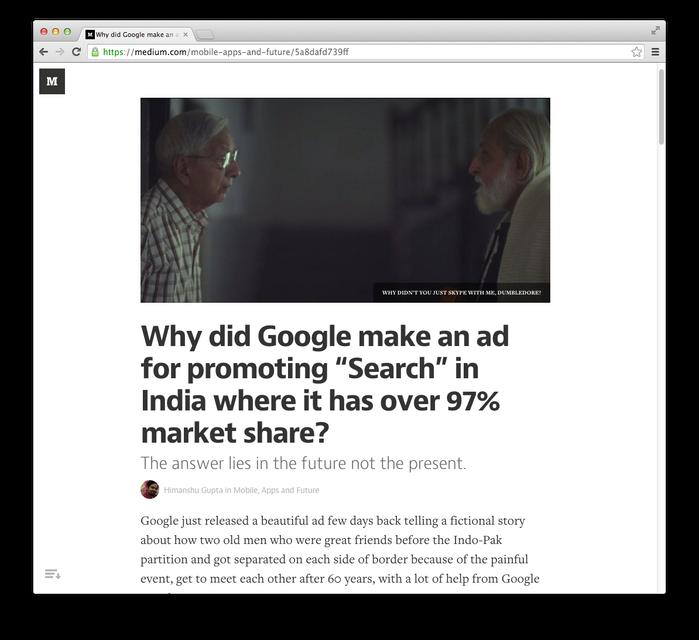 Medium.com (2013) 3