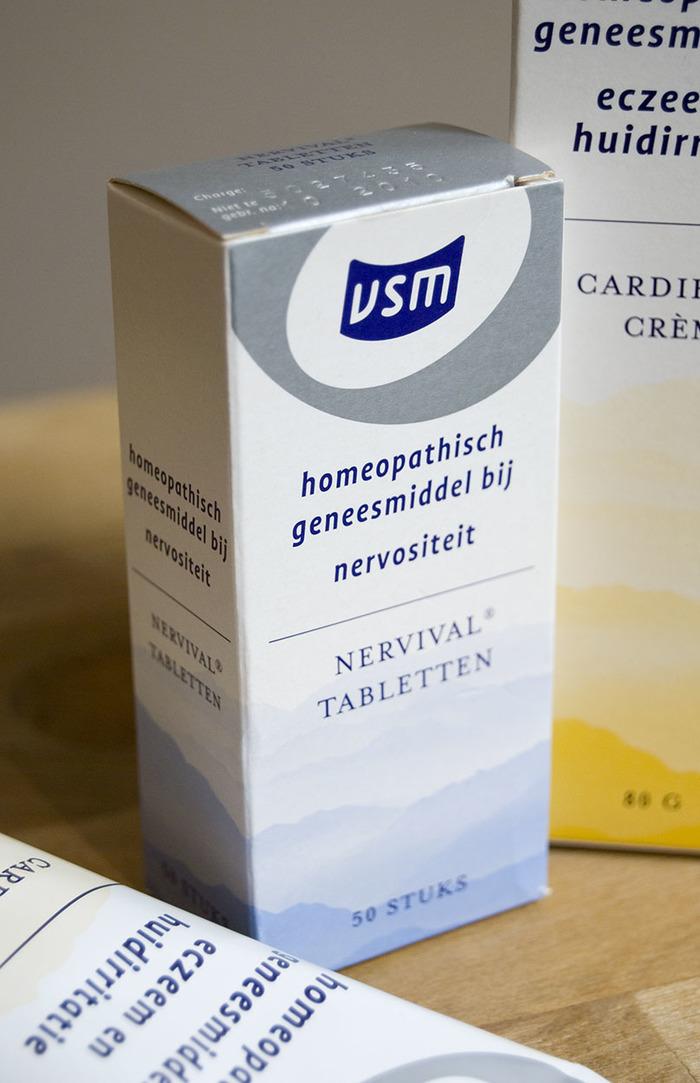 VSM, homeopathic medicine