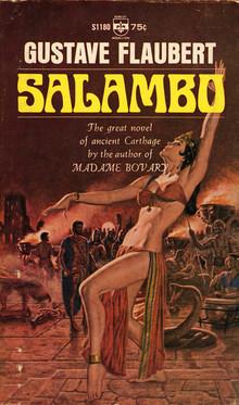 <cite>Salambo</cite> by Gustave Flaubert, Berkley Books