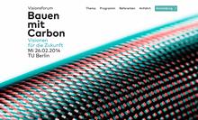 Bauen mit Carbon (Building with Carbon) Conference