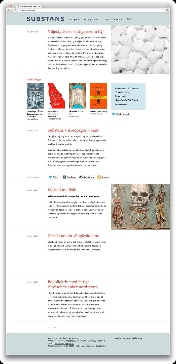Substans blog 1