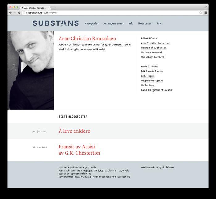 Substans blog 4