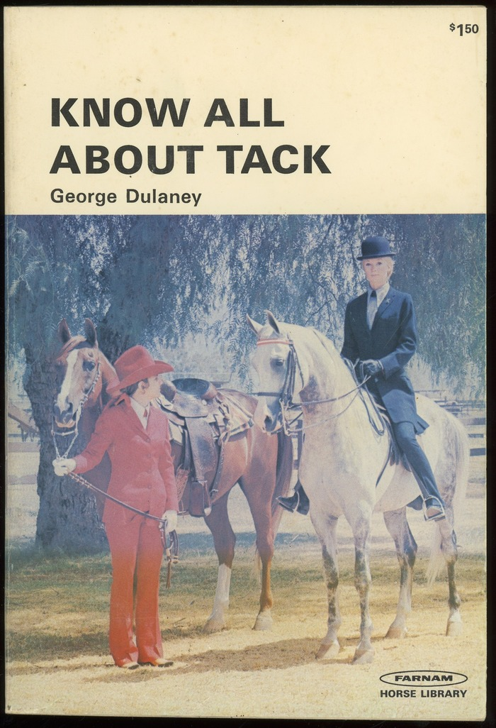The Farnham Horse Library, 1971–74 1