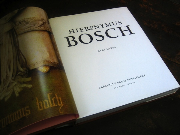 Hieronymus Bosch by Larry Silver, Abbeville Press Edition 1