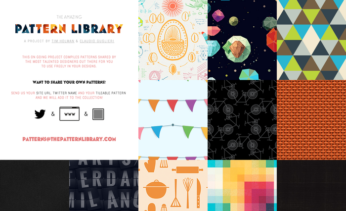 The Amazing Pattern Library 2