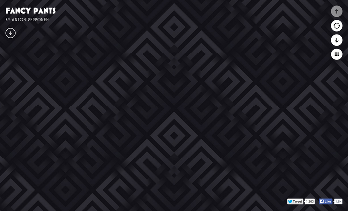 The Amazing Pattern Library 5