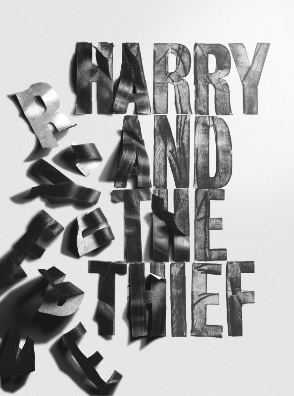 Harry and the Thief poster 2