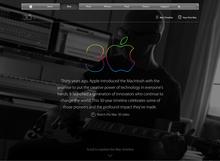 Thirty Years of Mac website