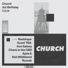 Church: 3rd Birthday
