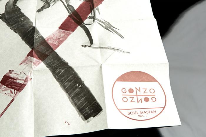 Soul Mastah by Gonzo Gonzo 4
