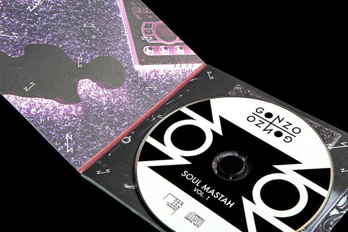 Soul Mastah by Gonzo Gonzo 5