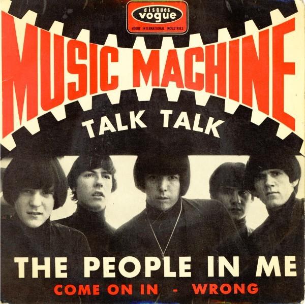 Talk Talk by Music Machine