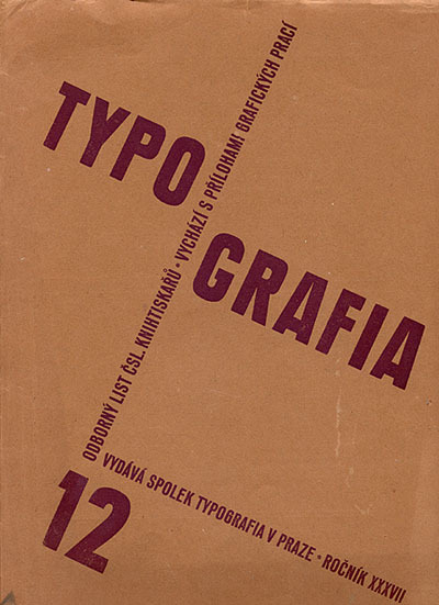 Typografia, Vol. 37, No. 12
