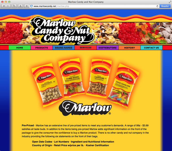 Marlow Candy & Nut Company 6