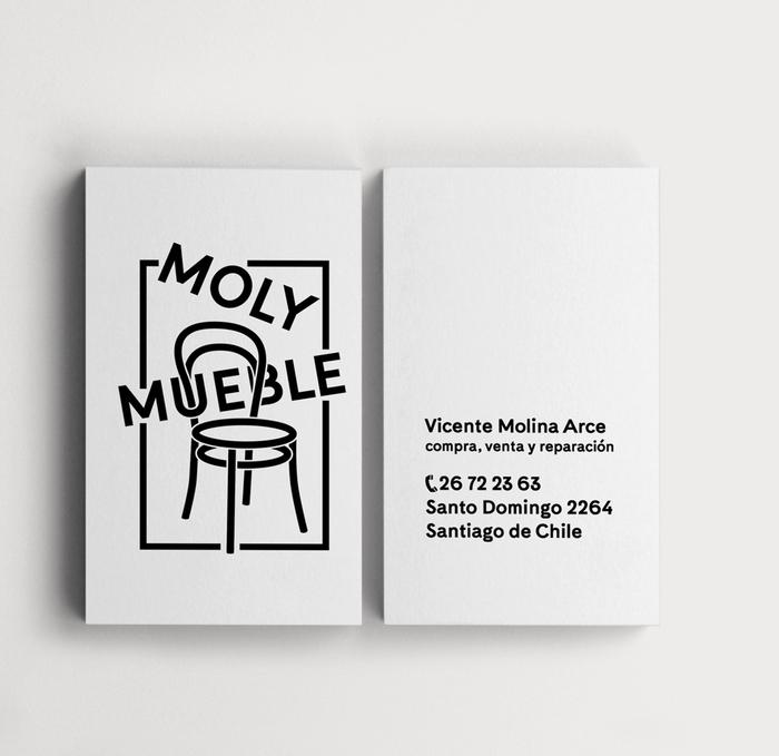 Moly Mueble identity 1
