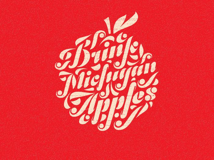 Drink Michigan Apples