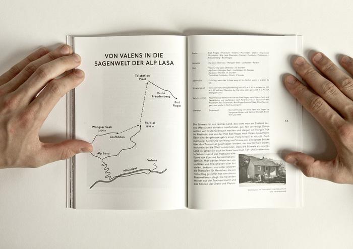 Das Rössli wandert hiking book 1