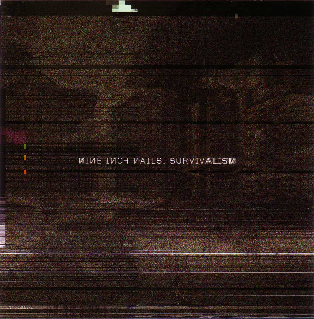 Survivalism Nine Inch Nails Fonts In Use