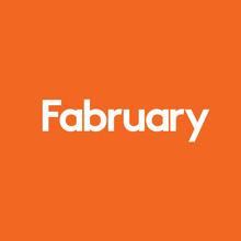Fabruary Campaign