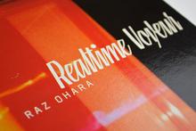 Raz Ohara – <cite>Realtime Voyeur</cite> album art
