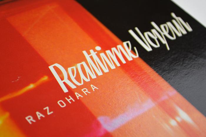 Raz Ohara – Realtime Voyeur album art 1