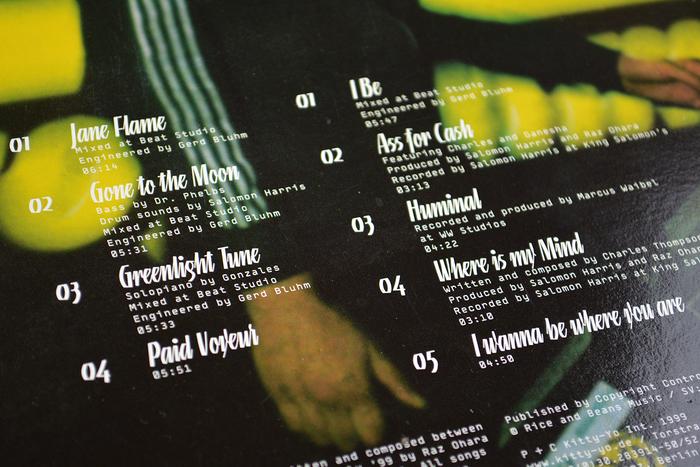 Raz Ohara – Realtime Voyeur album art 2