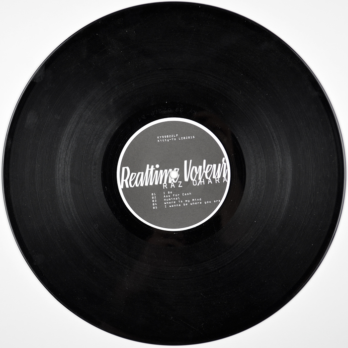 Raz Ohara – Realtime Voyeur album art 3
