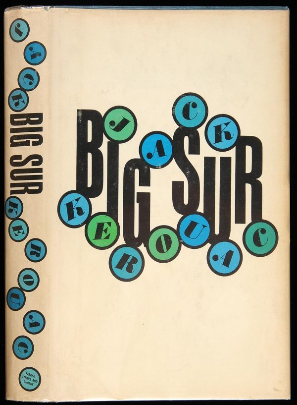 Big Sur by Jack Kerouac, first edition 5