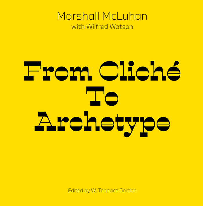 From Cliché to Archetype, 2011 Ginko Press edition 1
