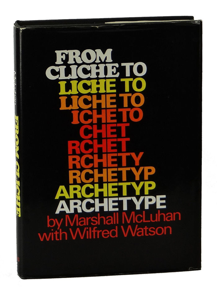 From Cliché to Archetype, 1970 first edition 2