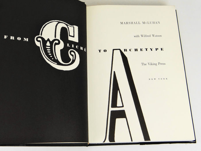 From Cliché to Archetype, 1970 first edition 3