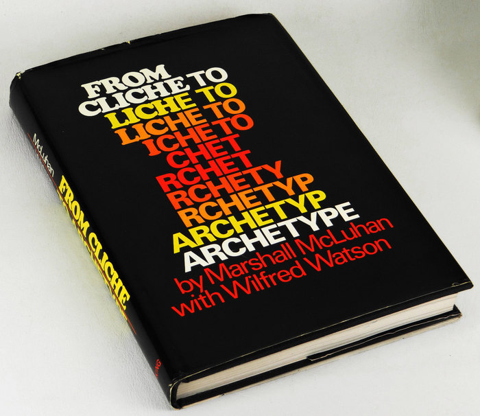 From Cliché to Archetype, 1970 first edition 6