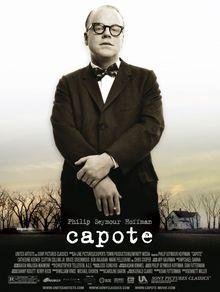 <cite>Capote</cite> movie poster