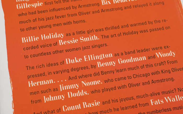 Giants of Jazz, The New Press 2