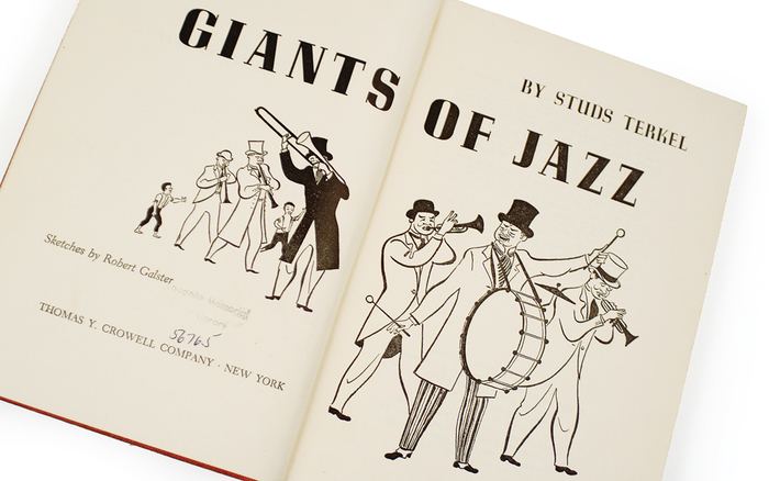 Giants of Jazz, The New Press 3