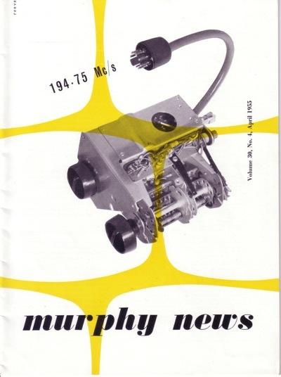 Murphy News, 1953–62 2