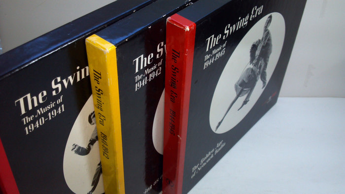 The Swing Era, Time-Life LP Box Set 2