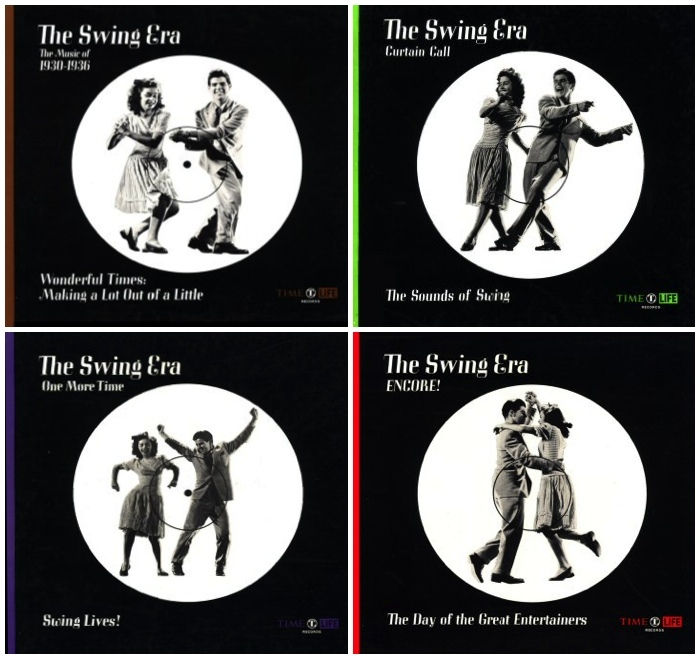 The Swing Era, Time-Life LP Box Set 3