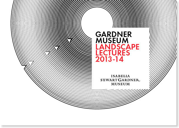 Gardner Museum Landscape Lectures 3