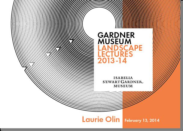 Gardner Museum Landscape Lectures 5