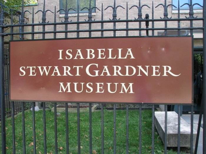 Isabella Stewart Gardner Museum logo 1