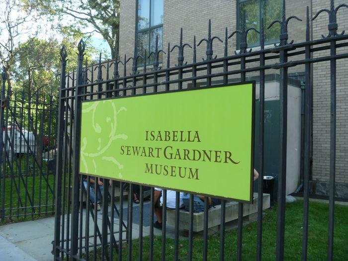 Isabella Stewart Gardner Museum logo 2