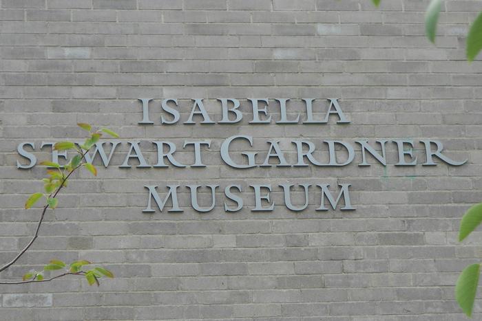 Isabella Stewart Gardner Museum logo 3