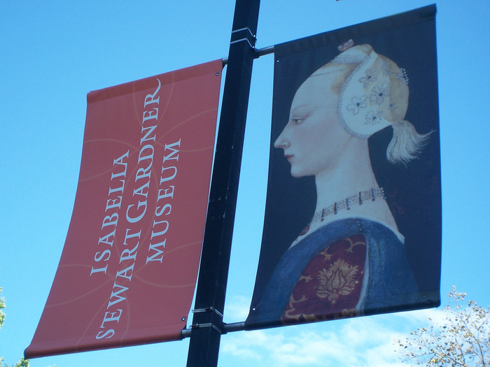 Isabella Stewart Gardner Museum logo 4