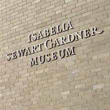 Isabella Stewart Gardner Museum logo
