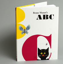 <cite>Bruno Munari's ABC</cite>, First Edition and Chronicle Books Edition